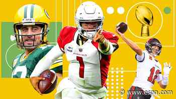 Gauging the Cardinals, Packers and potential Super Bowl contenders in top-heavy NFC