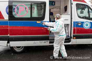 Poland reports 8361 new coronavirus cases on Wednesday, 133 deaths - The First News