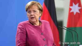 Coronavirus: Merkel besorgt über Anstieg der Infektionszahlen - WELT