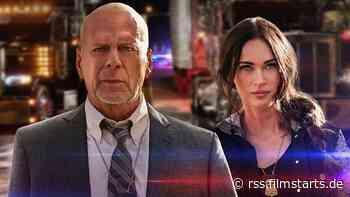 """In 2 Tagen gehen Bruce Willis & Megan Fox auf Serienkiller-Jagd: Deutscher Trailer zu """"Midnight In The Switchgrass"""""""