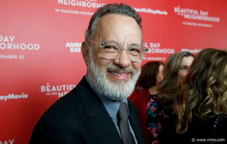 Tom Hanks praises Edinburgh bookseller for his dedication to typewriters
