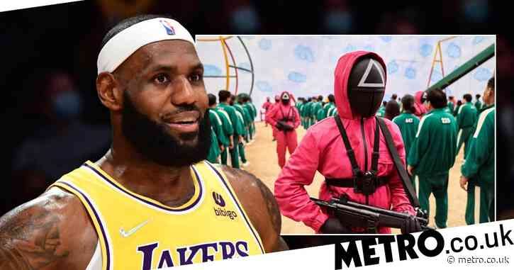 Squid Game creator's response to LeBron James's scathing review is stunning: 'Have you seen Space Jam 2?'