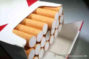 Man op heterdaad betrapt tijdens diefstal van pak tabak