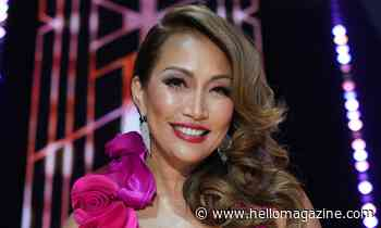 Carrie Ann Inaba talks terrifying Halloween transformation and emotional elimination