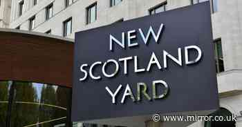Serving Metropolitan Police officer, 28, charged with rape and suspended