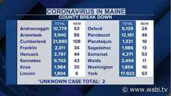 620 new coronavirus cases, seven new deaths - WABI