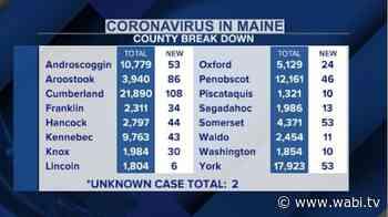 620 new coronavirus cases, seven new deaths - Maine CDC - WABI