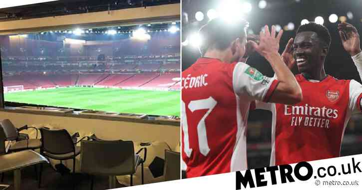 Arsenal's heartwarming gesture helps fan's autistic son during first ever football match