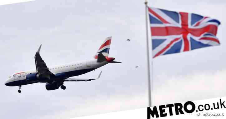 Cost of flying within UK made cheaper just days before COP26