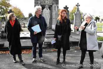 Oudste begraafplaats van Kortrijk wordt in toekomst een historisch stadspark