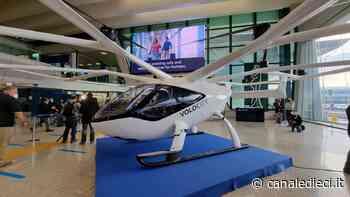 Roma capitale dei droni-taxi: avviata la ricerca di vertiporti in città - Canale Dieci