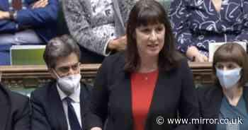 Champagne sipping bankers will celebrate Rishi Sunak's Budget says Labour's Rachel Reeves