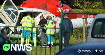 Meisje van 14 ernstig gewond tijdens les chemie op school in Diksmuide: derdegraadswonden aan benen en onderbuik - VRT NWS