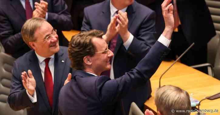 Hendrik Wüst ist neuer Ministerpräsident in NRW