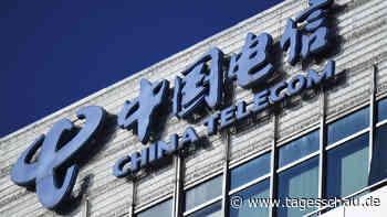 Washington entzieht China Telecom die Lizenz