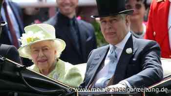 Prinz Andrew: Ruiniert er das Thronjubiläum von Queen Elizabeth II.?