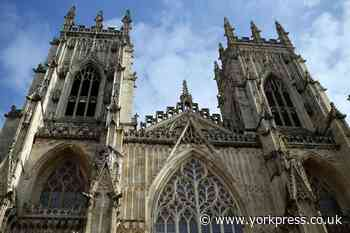 York Minster bells ring out for COP 26