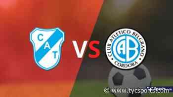 A Belgrano no le alcanzó con el doblete de Pablo Vegetti y cayó frente a Temperley - TyC Sports