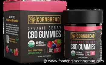 Cornbread Hemp gummies go full strength