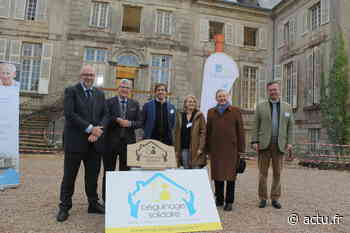 Valognes : en « lente agonie », que va devenir l'ancien hôtel Sivard de Beaulieu ? - actu.fr