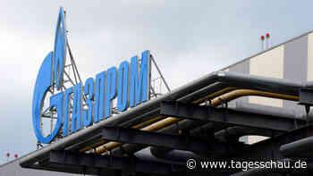 Russische Erdgasspeicher in Westeuropa ungewöhnlich leer