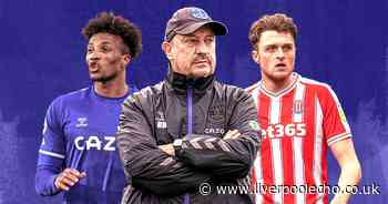 Jean-Philippe Gbamin inconsistent, Yerry Mina deal, Harry Souttar interest and inside Everton problems under Rafa Benitez