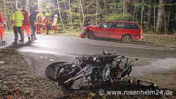 """Bad Feilnbach """"im Schockzustand"""": Gemeinde trauert um 16-jähriges Unfallopfer"""