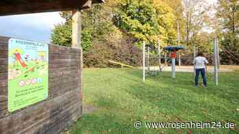 Sponsoren gesucht: Spielplatz im Kurpark Oberaudorf soll erneuert und erweitert werden