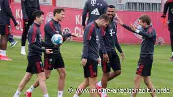 Gladbach gegen den FC Bayern im Live-Ticker: Münchner Star verletzt sich und fällt aus