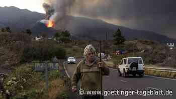 Lava auf La Palma fließt weiter: Experten rechnen noch mit langem Vulkanausbruch