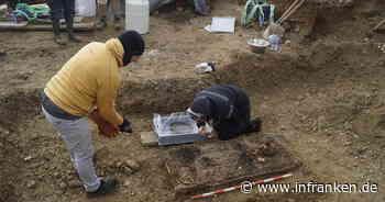 Mit spektakulärer Schockfrost-Methode: Archäologen bergen 1300 Jahre altes Kindergrab eines bewaffneten Buben