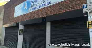 Elderly Hull couple's cremation with Heavenly Services 'left in limbo'