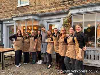 The Fika Room, Easingwold, voted The Press best café