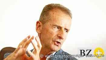 VW-Chef Herbert Diess knickt vor Betriebsrat ein