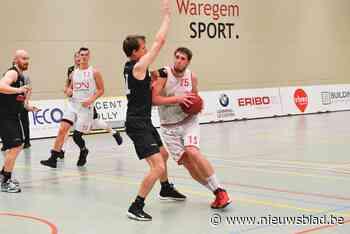 """Aaron Van Vooren (ION Waregem):""""Vrij weekend komt als geroepen"""""""