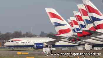 Ab 2023: Großbritannien senkt Passagierabgaben für Inlandsflüge - Fernflüge werden teurer