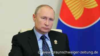Putin:Erhöhte Gaslieferungen nach Europa im November