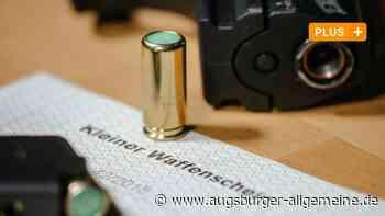 Mehr Waffenscheine, mehr Waffen: Augsburgs Bürger rüsten auf