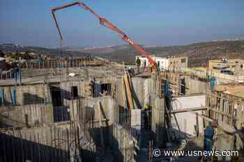 Settlement Monitor: Israel OKs Some 3,000 New Settler Homes   World News   US News - U.S. News & World Report