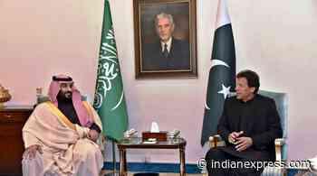 Saudi Arabia to provide $3 billion to Pakistan - The Indian Express