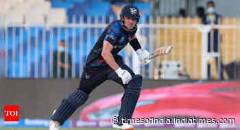 T20 World Cup: Namibia opt to bowl against Scotland - Times of India