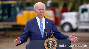 US senators urge Biden to avoid India sanctions over Russian deal - The Indian Express