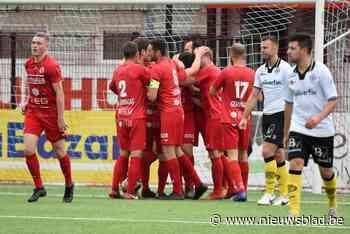 """FC Gullegem verliest met 0-5 van Lokeren-Temse: """"Hier zijn we niet goed van"""""""