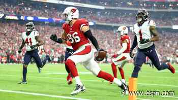 Trade value: Zach Ertz is one of several Cardinals to go after