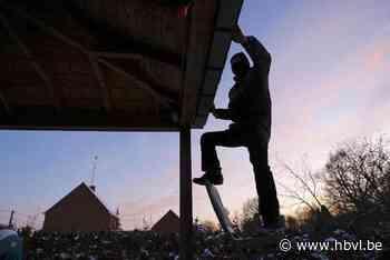 Dieven stelen metalen op werf in Genk - Het Belang van Limburg