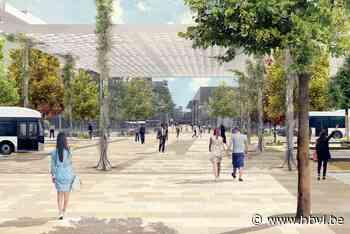 Europalaan in Genk krijgt complete make-over: brede fietspaden, geen rotondes en meer groen - Het Belang van Limburg