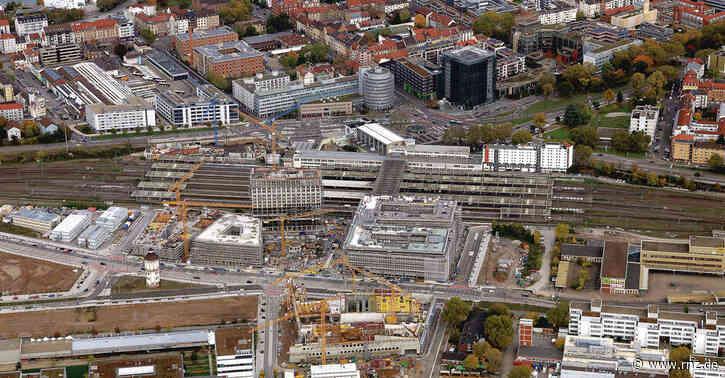 Heidelberg:  So sieht die größte Baustelle Heidelbergs aus