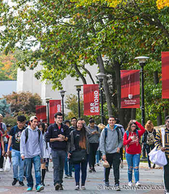 SBU Ranks No. 195 in US News & World Report 2022 Global University Rankings     SBU News - Stony Brook News