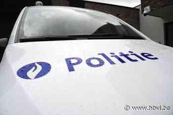 Twee auto's botsen in Zonhoven - Het Belang van Limburg