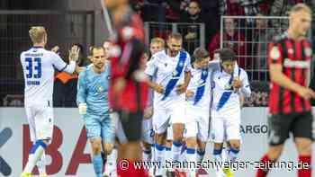Leverkusen in der Krise: Heim-Blamage gegen Karlsruhe
